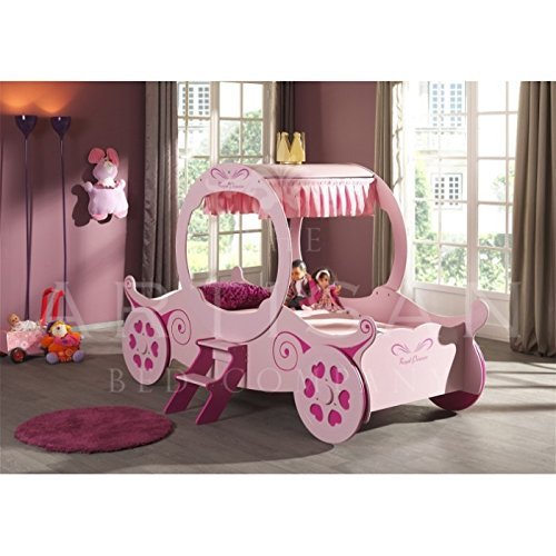 Artisan Bed Company Princess Carriage Bed