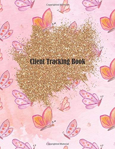 Client Tracking Book: Salon Client Profile Information Address Data Organizer Book Hairstylist Client Log Book For Professionals Hair Stylist Info Customer