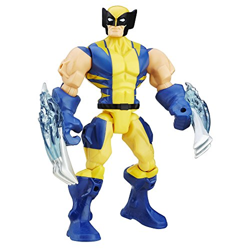 Super Hero Mashers Wolverine