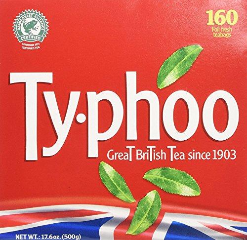 Typhoo Tea 160 Btl. 500g - Schwarzer Tee