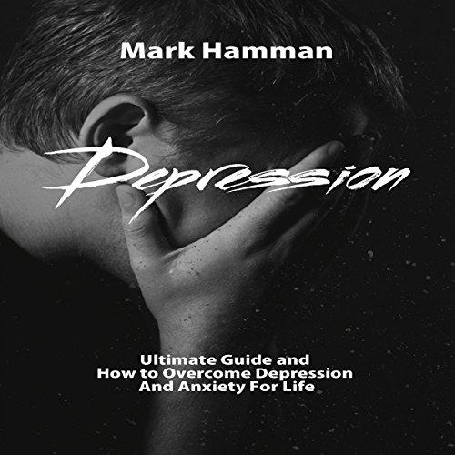 Depression audiobook cover art