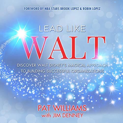 Lead Like Walt cover art
