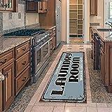 Lavandería alfombra retro antideslizante puerta Mat alfombra puerta alfombra al aire libre y hogar salón alfombra NO.4 40x120cm