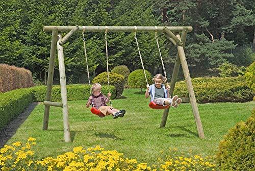Gartenpirat Holz-Schaukel Classic Typ 1.2