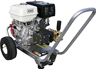 Pressure Pro E4040HA Heavy Duty Professional 4,000 PSI 4.0 GPM Honda Gas Powered Pressure Washer With AR Pump