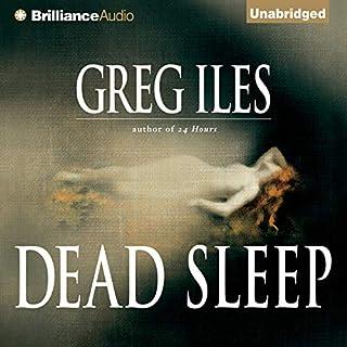 Dead Sleep audiobook cover art