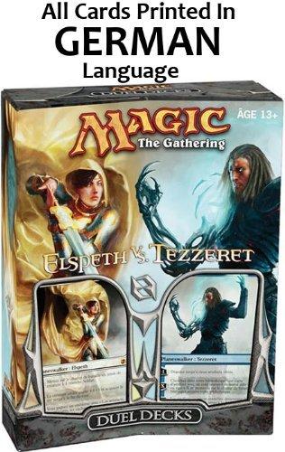 Magic Duel Decks Elspeth vs. Tezzeret deutsch