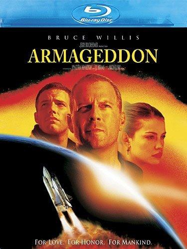 Armageddon (1998) [Edizione: Stati Uniti] [USA] [Blu-ray]