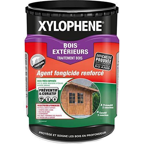 XYLOPHENE - Xylophène bois extérieurs 25 ans 6L