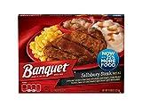 Banquet Classic Salisbury Steak Meal, 11.88 Ounce -- 12 per case.