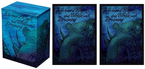 Legion Supplies Kraken Deck Box and 100 Double Matte Sleeves