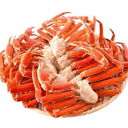 港ダイニングしおそう ズワイガニ 足 3kg(約12-14肩入り)ズワイ蟹 ずわいがに ずわい蟹