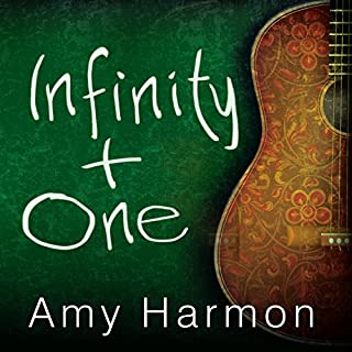 Infinity + One                   By:                                                                                                                                 Amy Harmon                               Narrated by:                                                                                                                                 Tavia Gilbert                      Length: 10 hrs and 16 mins     280 ratings     Overall 4.5