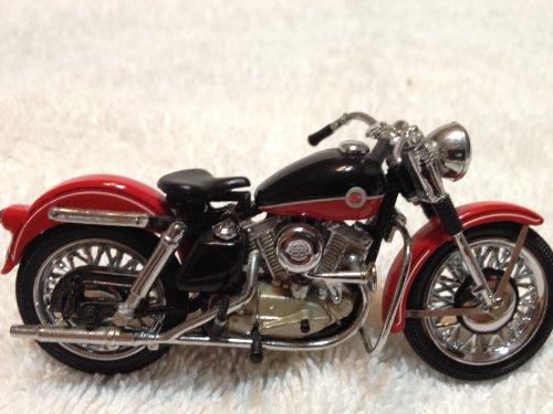 Franklin Mint 1957 Harley Davidson XLCH Sportster