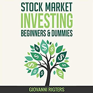 Stock Market Investing for Beginners & Dummies audiobook cover art