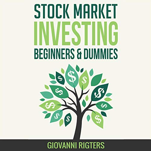 Stock Market Investing for Beginners & Dummies cover art