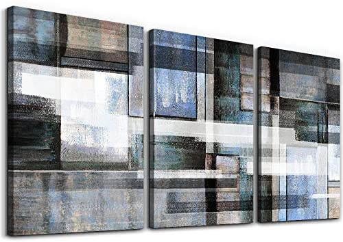 abstract Canvas Wall Art for Living Room office Wall decor for Bedroom family kitchen bathroom product image