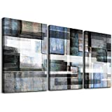 abstract Canvas Wall Art for Living Room office Wall decor for Bedroom family kitchen bathroom Wall Decoration,Black and white abstract Canvas art pictures Artwork for home walls paintings 3 piece