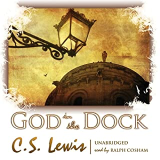 God in the Dock audiobook cover art