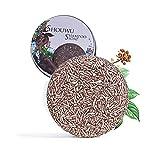 Barra de champú nutritivo, jabón sólido nutritivo natural orgánico para el cabello (1 PIEZA)