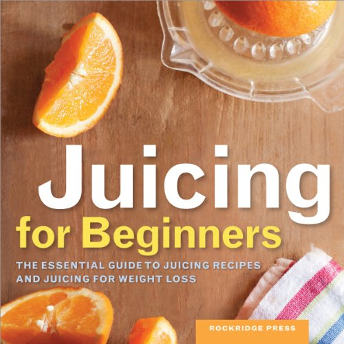 Juicing for Beginners Titelbild