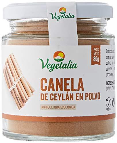 Vegetalia, Canela en Rama - 80 gr