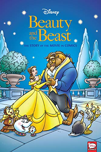 Disney Beauty and the Beast: The Story of the Movie in...