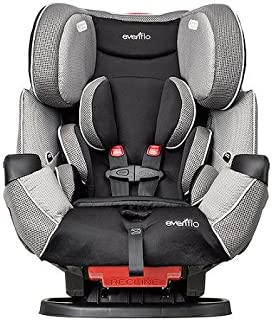Evenflo Symphony LX All-in-1 Car Seat Convertible Car Seat, Harrison
