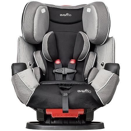 Purchase Evenflo Symphony LX All-in-1 Car Seat Convertible Car Seat, Harrison