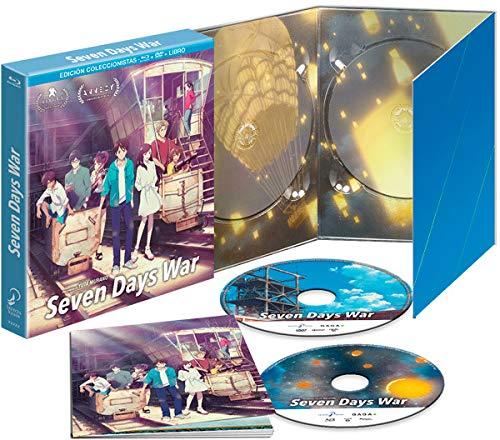 Seven Days War - Edición