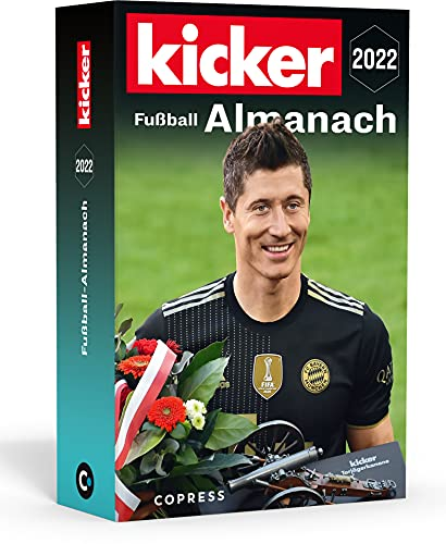 Kicker Fußball Almanach 2022