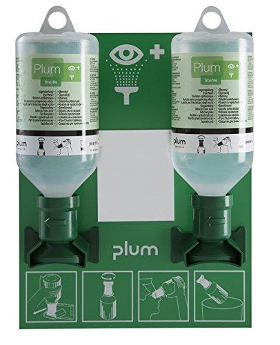 Plum 4694 Augenspülstation mit 2 Flaschen