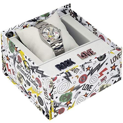 Zadig & Voltaire Rock Love Fusion ZVXM18B - Reloj Unisex