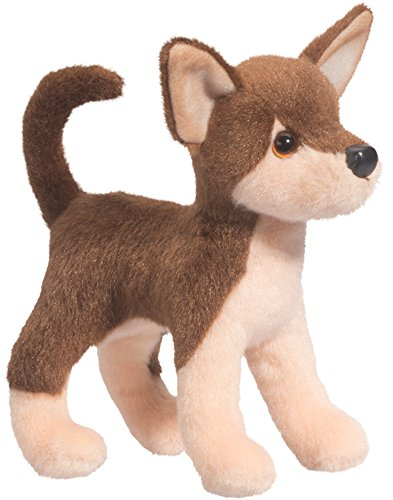 Douglas Cuddle Toys Pepito Chocolate Chihuahua (4058)