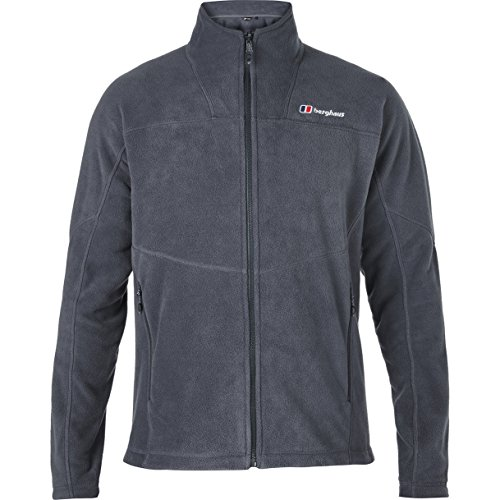 Berghaus Mens Prism 2.0 Fleece Jacket Carbon M