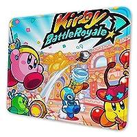 マウスパッド Kirby 星のカービィ キーボードパッド ゲーミング マウスパッド 3D柄プリント パソコン 周辺機器 防水 滑り止め 水で洗えるマウスパッド