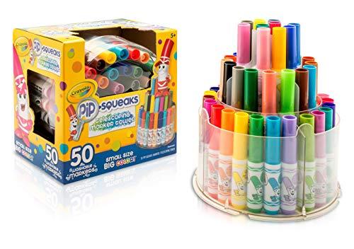 Crayola 58-8750 Crayola Telescoping Pip-Squeaks Marker Tower