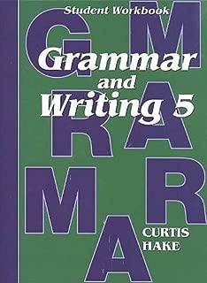 Saxon Grammar and Writing: Complete Homeschool Kit Grade 5