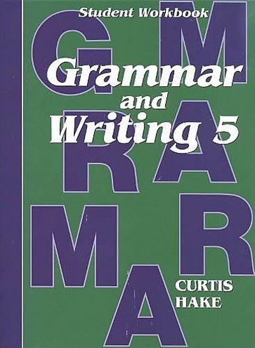 Saxon Grammar And Writing Complete Homeschool Kit Grade 5