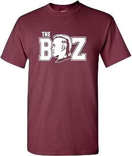 Maroon Oklahoma Bosworth The Boz T-Shirt