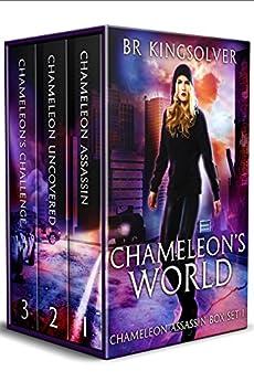 Chameleon's World: Chameleon Assassin Box Set 1 by [BR Kingsolver]