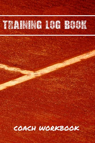 TRAINING LOG BOOK: TENNIS COACH WORKBOOK | NOTEBOOK TRACKER | COURT TEMPLATES AND ANUAL CALENDAR INCLUDED | CREATIVE GIFT FOR TRAINERS OR PLAYERS.