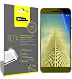 dipos I 3x Screen Protector compatible with Vernee Mars Pro