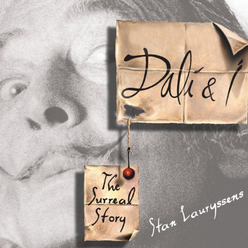 Dali & I audiobook cover art
