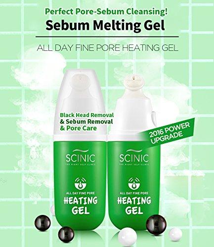 Scinic Tous beau jour gel chauffant pores 20ml santé et beauté hydratants soins de la peau gel nettoyant beauté cosmétiques coréen