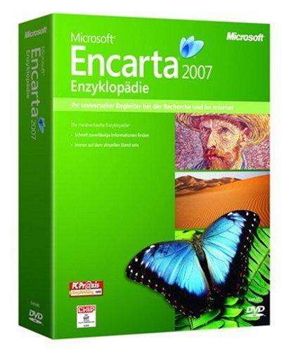 Microsoft Encarta 2007 Premium (+ Encarta Kids) [import allemand]