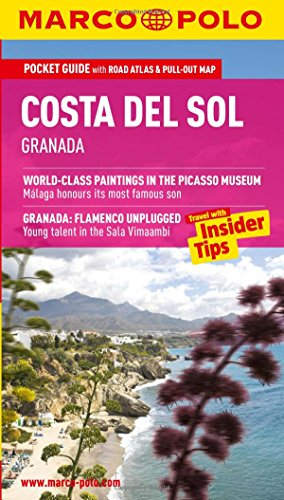 Costa Del Sol Granada Marco Polo Guide (Marco Polo Costa Del Sol Granada Travel Guide)