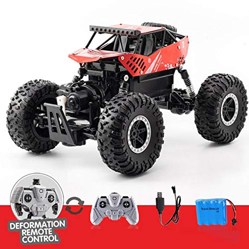 Dreameryoly 【Mejorado RC Trucks Off Road RC Toy Cars, 1: