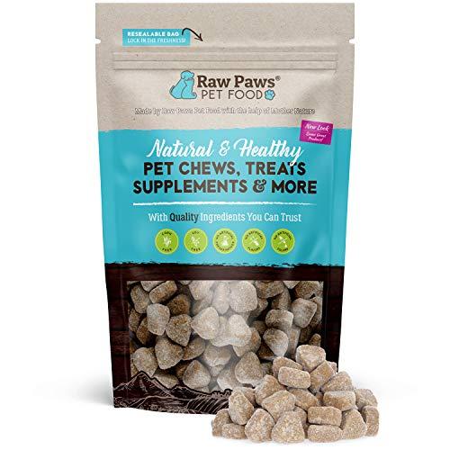 Raw Paws Natural Dog Glucosamine Chews, 10-oz/100-ct - USA Made -...