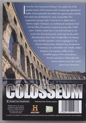 Great Wonders of the Modern World - The Colosseum